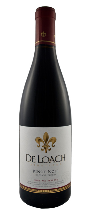 DeLoach-Pinot-Noir-Heritage-Reserve