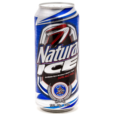 Natural Ice 16fl oz